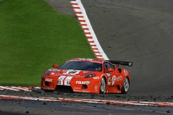 #112 François Jakubowski (AS Events) Ferrari 430 GT3: François Jakubowski, Christopher Campbell, Ange Barde, Mathieu Zangarelli