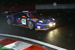 #174 Gael Lesoudier (Sport Garage) Ferrari 430 GT3: Gael Lesoudier, Romain Brandela, Arnaud Peyroles, Hector Lester