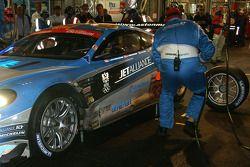 #33 Jetalliance Racing Aston Martin DB9: Karl Wendlinger, Ryan Sharp, Alex Muller, Lukas Litchner-Ho