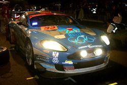 #33 Jetalliance Racing Aston Martin DB9: Karl Wendlinger, Ryan Sharp, Alex Muller, Lukas Litchner-Hoyer