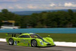 #75 Krohn Racing Pontiac Lola: Tracy Krohn, Eric van de Poele