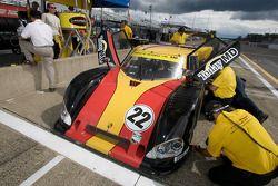 Alexa Motorsports Porsche Riley : Jean-François Dumoulin, Carlos de Quesada