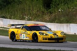 Chevrolet Corvette C6R : Johnny O'Connell, Jan Magnussen
