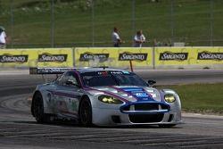 #008 Bell Motorsports Aston Martin DBR 9: Terry Borcheller, Chapman Ducote