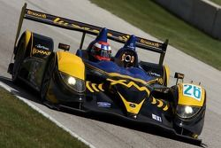 Andretti Green Racing Acura ARX-01B : Franck Montagny, James Rossiter