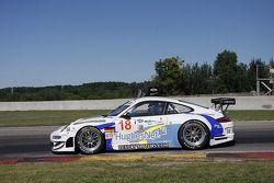 #18 VICI Racing Porsche 911 GT3 RSR: Nicky Pastorelli, Francesco Pastorelli, Mark Basseng