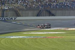 Start: Scott Dixion leads the field