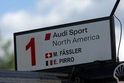 Audi pit board