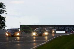 #10 SunTrust Racing Pontiac Dallara: Max Angelelli, Michael Valiante, #4 Childress-Howard Motorsport