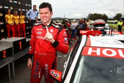 Garth Tander takes race 3 and wins the round for HRT