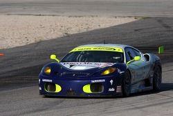 #73 Tafel Racing Ferrari F430 GT: Alex Figge, Jim Tafel, Pierre Ehret