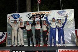 GT1 podium