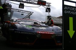#174 Sport Garage Ferrari F430: Gaël Lesoudier, Romain Brandela, Arnaud Peyroles, Hector Lester