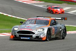 #10 Gigawave Motorsport Aston Martin DB9: Philipp Peter, Allan Simonsen, Darren Turner, Andrew Thompson