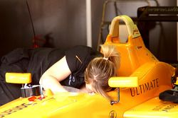 A busy mechanics