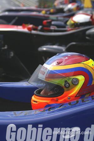 Rodolfo Gonzalez, Carlin Dallara-Mercedes