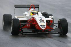 James Jakes ART Grand Prix Dallara-Mercedes