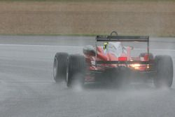 Daniel Campos-Hull HBR Motorsport Dallara-Mercedes