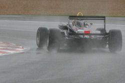 Jaime Alguersuari Carlin Motorsport Dallara-Mercedes