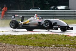 Roberto Merhi Hitech Racing Dallara-Mercedes
