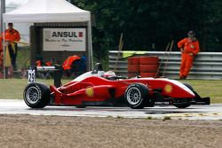 Basil Shaaban HBR Motorsport Dallara-Mercedes