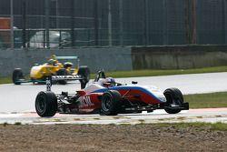 Atte Mustonen Raikkonen Robertson Racing Dallara-Mercedes