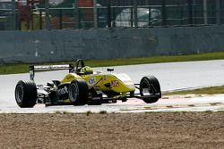 Renger van der Zande Prema Powerteam Dallara-Mercedes