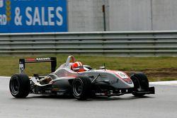 Max Chilton Hitech Racing Dallara-Mercedes