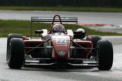 Koudai Tsukakoshi Manor Dallara-Mercedes