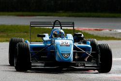 John Martin Raikkonen Robertson Racing Dallara-Mercedes