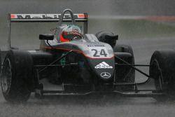 Niall Breen Manor Dallara-Mercedes