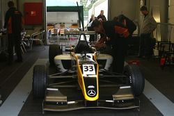 Nick Tandy's JTR Marshall Westland Mygale-Mercedes
