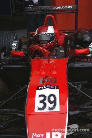 Richard Philippe Carlin Dallara-Mercedes