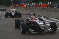 Kazuya Oshima Manor Dallara-Mercedes