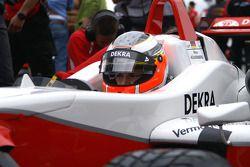 Nico Hulkenberg ART Grand Prix Dallara-Mercedes