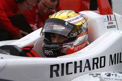 Jules Bianchi ART Grand Prix Dallara-Mercedes