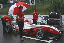 Jon Lancaster ART Grand Prix Dallara-Mercedes