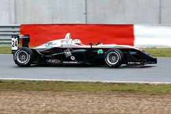 Niall Breen Manor Dallara-Mercedes