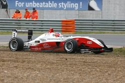Jon Lancaster ART Grand Prix Dallara-Mercedes