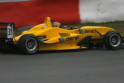 Tom Dillman Jo Zeller Racing Dallara-Mercedes