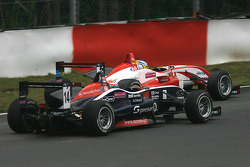 #15 Christian Vietoris (Mucke Dallara-Mercedes); #14 Erik Janis (Mucke Dallara-Mercedes)