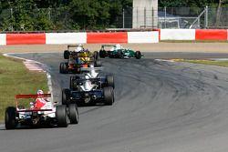Nordic Formula Renault championship; the Gilles Villeneuve esses