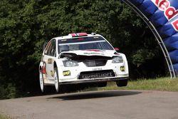 Andreas Mikkelsen and Ola Floene, Ford Focus RS WRC