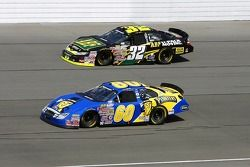 Carl Edwards and Brian Vickers