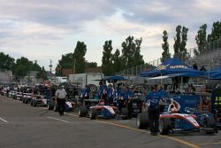 Atlantic drivers ready for warmup