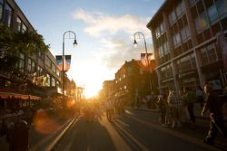 Sunset on Trois-Rivières
