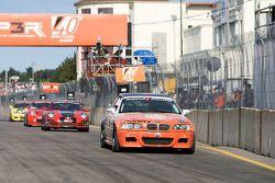 Playboy Racing/ Fall-Line Motorsports BMW M3 Coupé : Mark Boden, Steve Jenkins