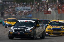 #141 ICY/ Phoenix Racing Subaru Legacy: Andrew Aquilante, David Rosenblum