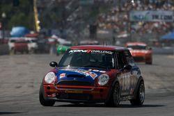 #198 RSR Motorsports Mini Cooper S: Craig Hansen, Randy Smalley