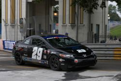 Bill Fenton Motorsports Honda Civic SI : Bob Beede, Bob Endicott